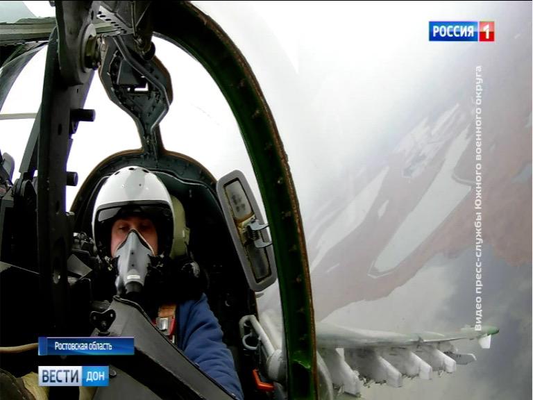 Авиация Кубани получила шесть новейших штурмовиков Су-25СМ3