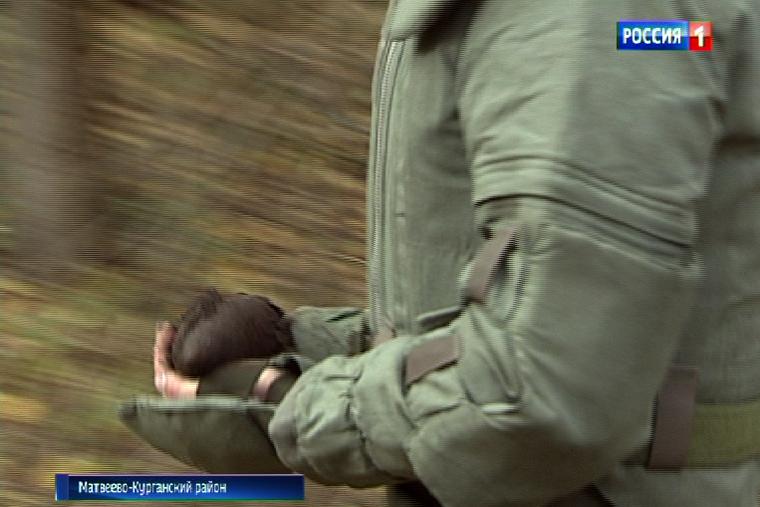 Склад немецких боеприпасов времен ВОВ обезвредили вРостовской области