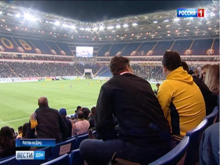 «Ростов» обыграл «Урал» исохранил прописку вРФПЛ