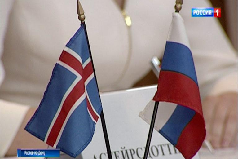 Фантастической назвала посол Исландии компанию ЧМ-2018 в РФ