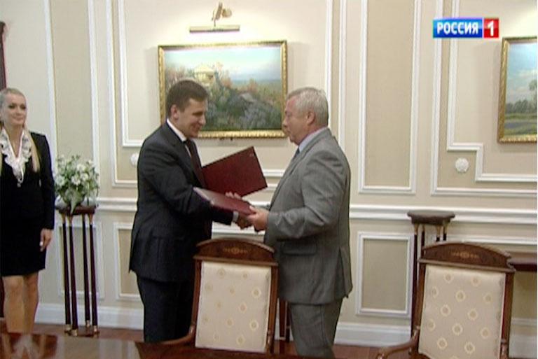 ВТБ укрепит поддержку предпринимательства вРостовской области