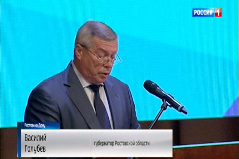 Василий Голубев возглавил список претендентов в народные избранники регионального Законодательного Собрания