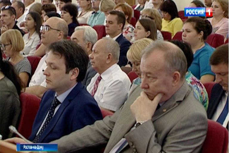 Профицит бюджета Ростовской области составил около 2 млрд руб