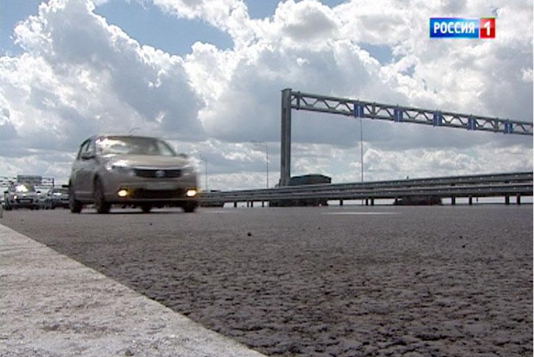 Готовность 98%: южный подъезд Ростова откроют преждевременно