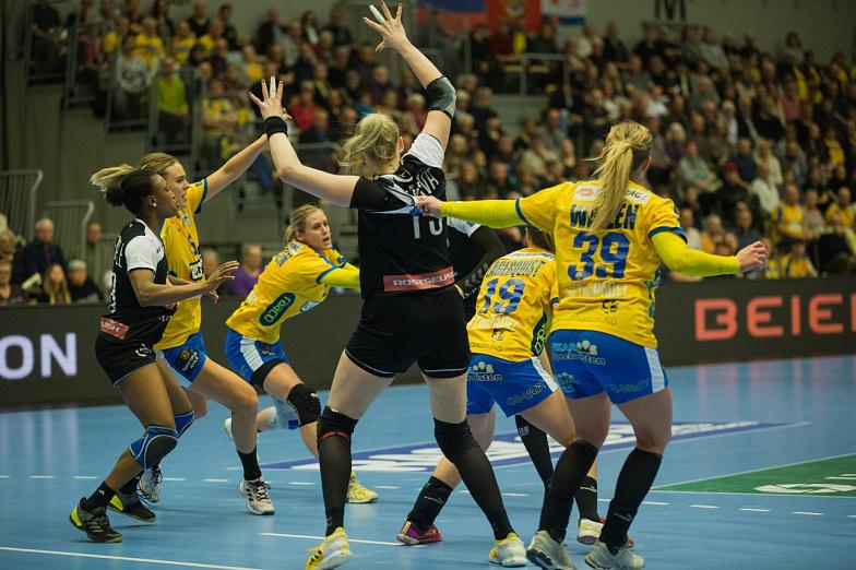 ГК «Ростов-Дон» одержал победу 1-ый матч Лиги чемпионов